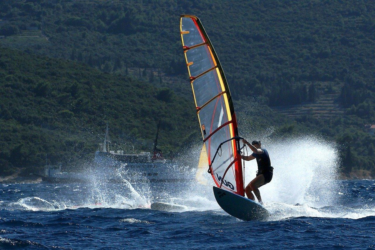 Windsurfing Peljesac