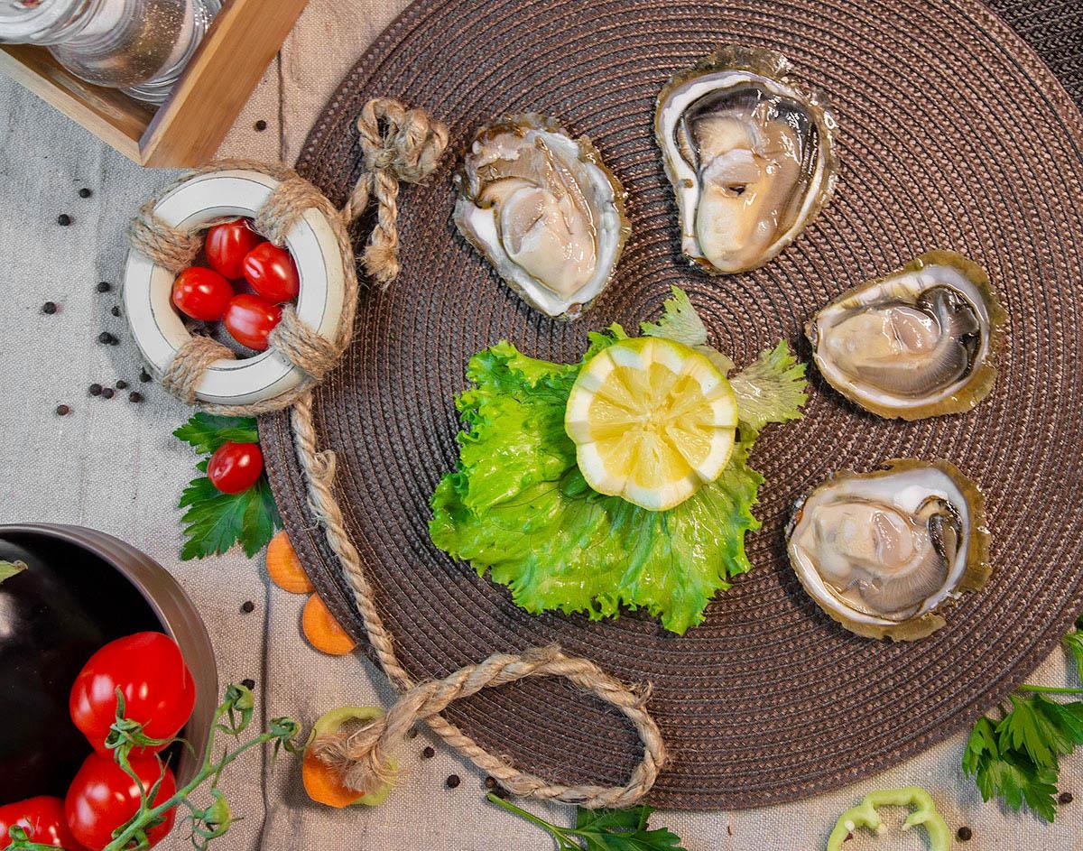 Austern aus Peljesac