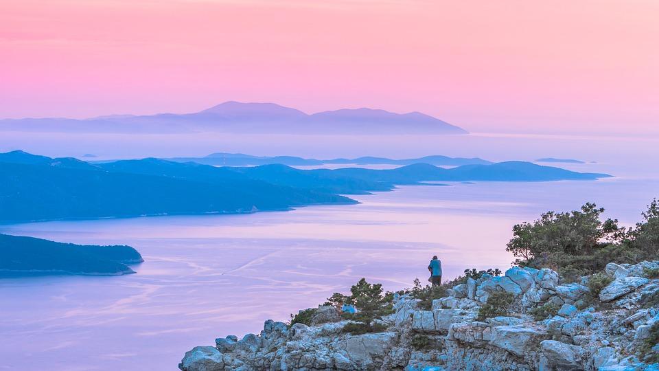 Planina Vidova Gora, otok Brač