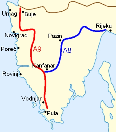 The Istrian Y Highway