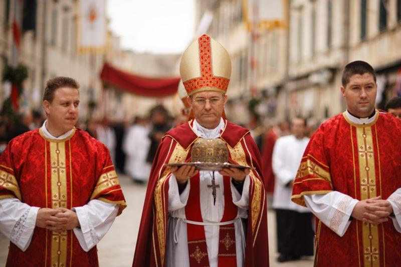 The Festivity of Saint Blaise in Dubrovnik