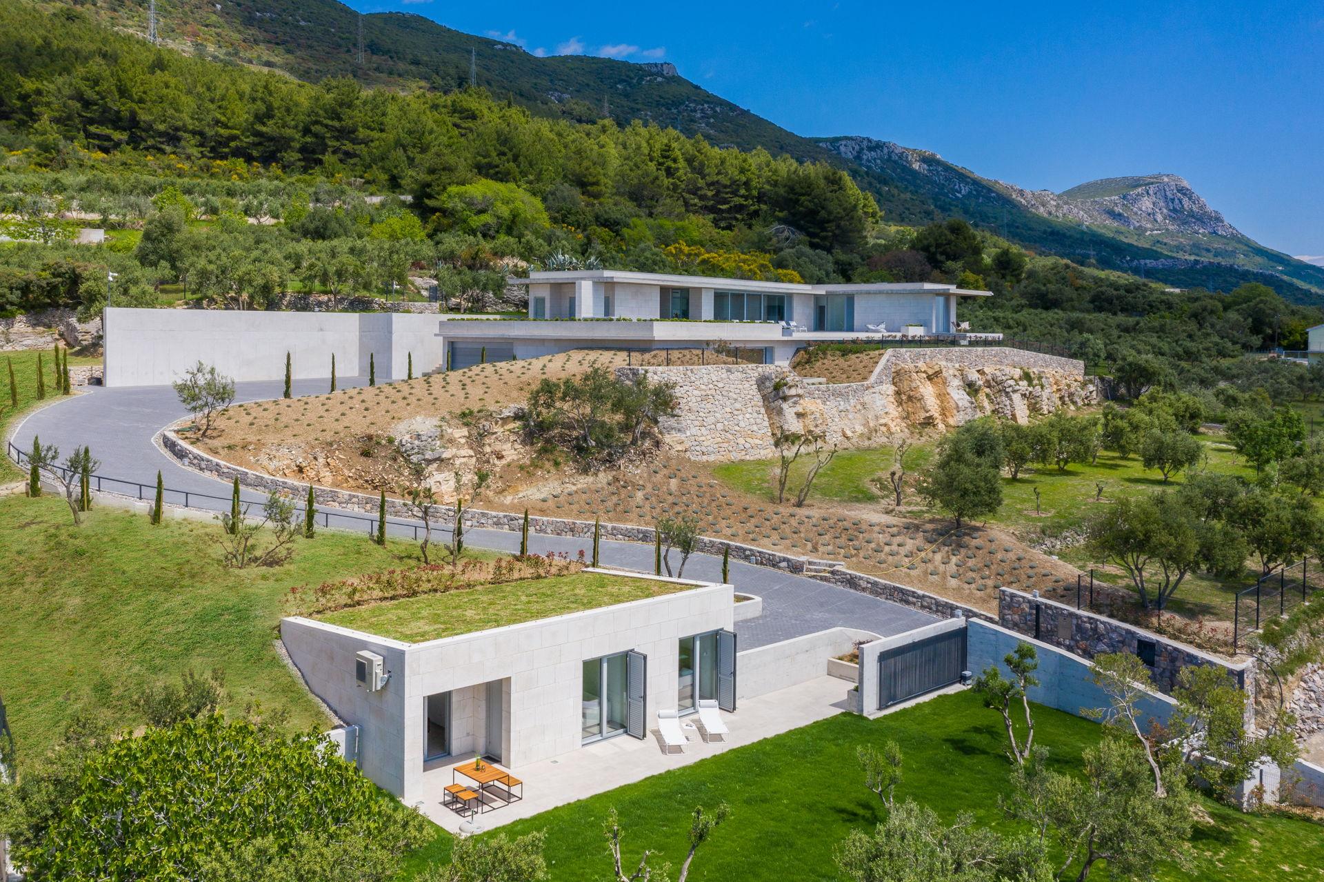 Villa Radun Home Split med egen leilighet