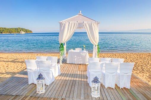 Romantično mjesto vjenčanja