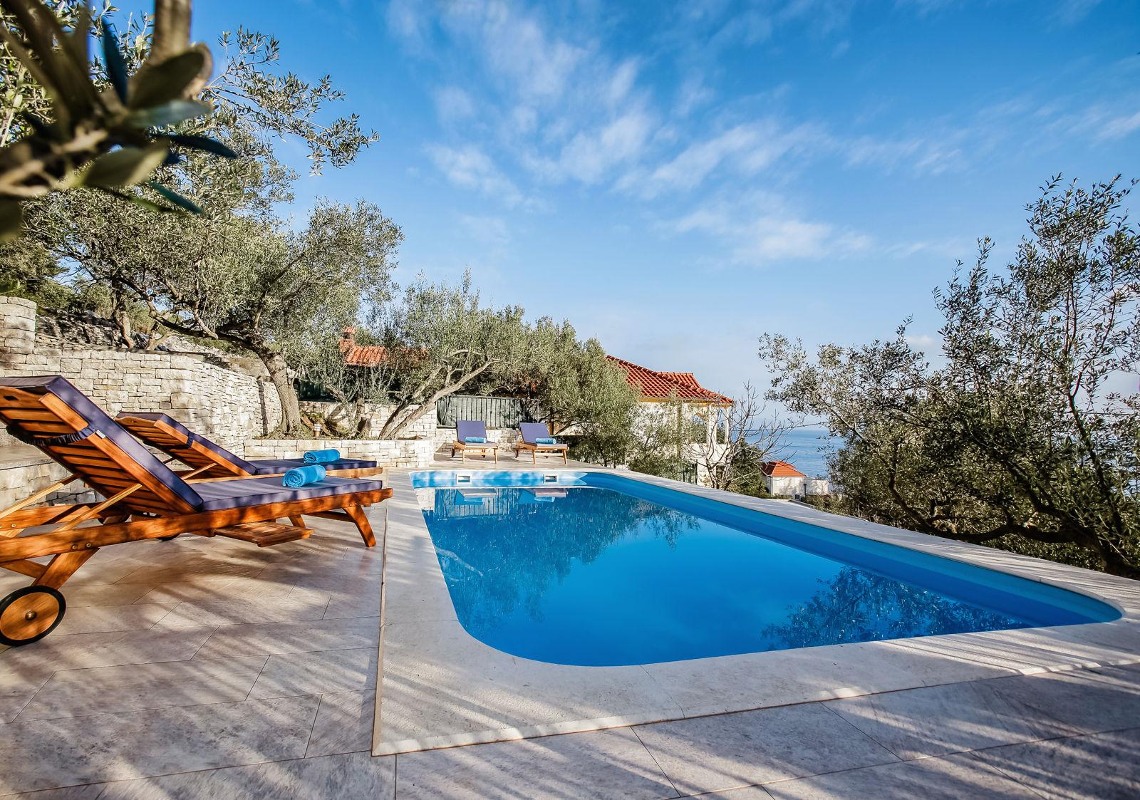 Luxury Villas for Holidays in Croatia