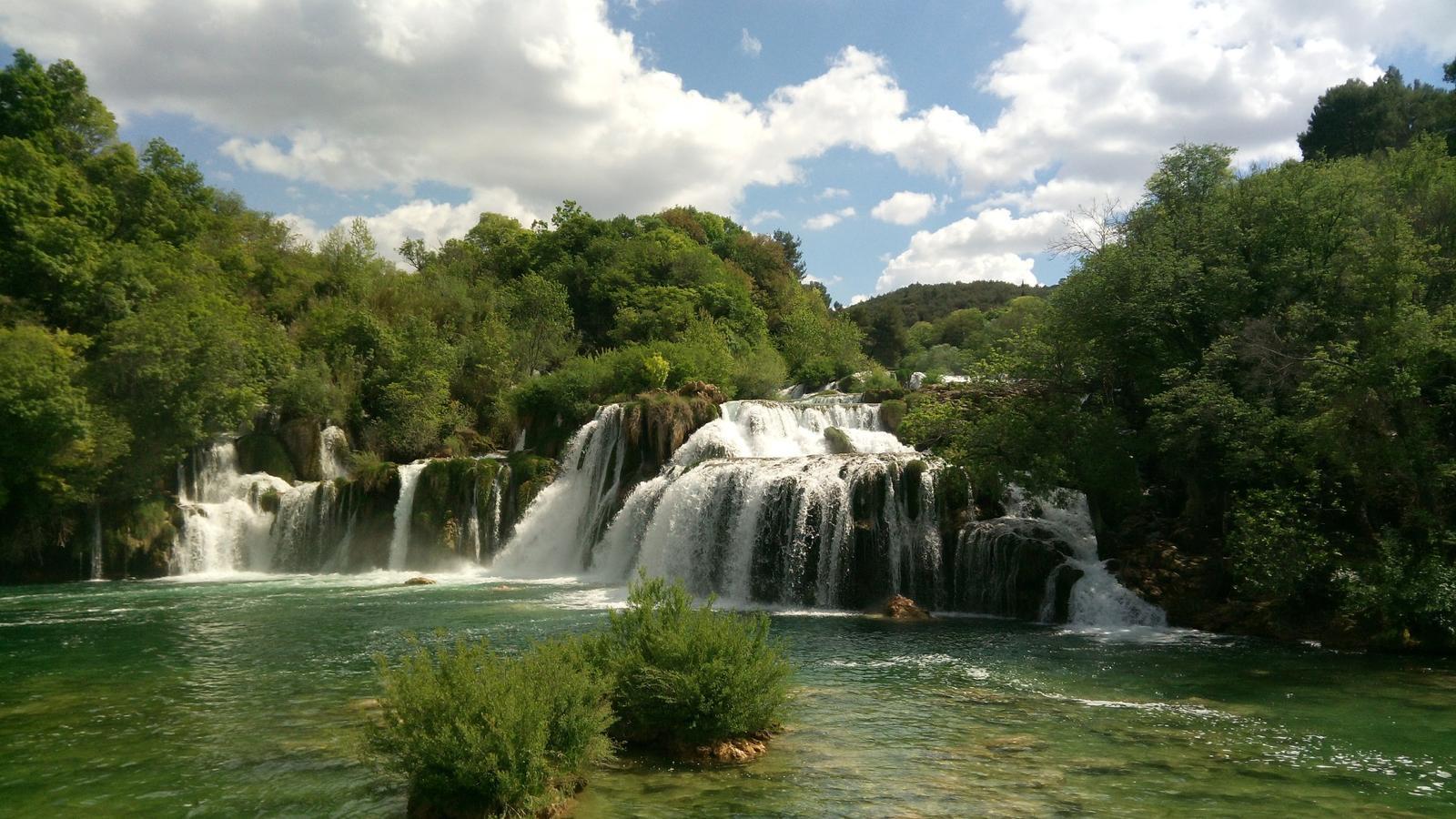 Worth a visit: Krka Waterfalls National Park in Croatia