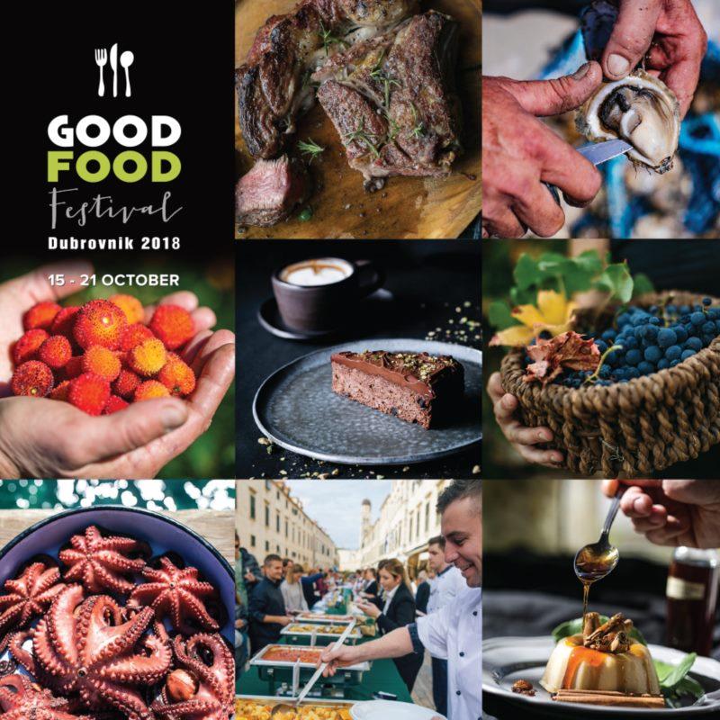 Dubrovnik Good Food Festival 2018