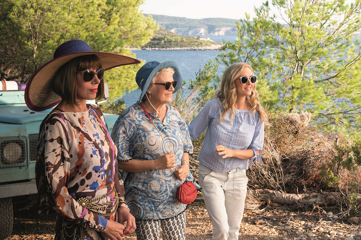 Mamma Mia 2 gives extra promotion to the Croatian island Vis