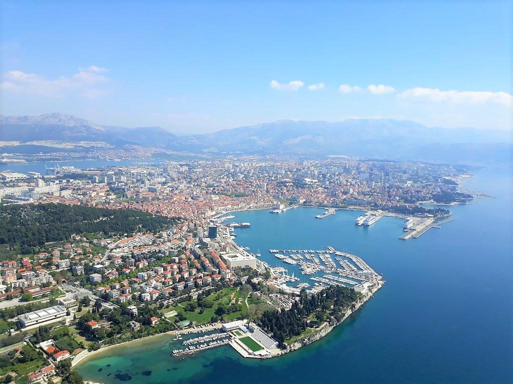 Why visit Split in Sudamja time