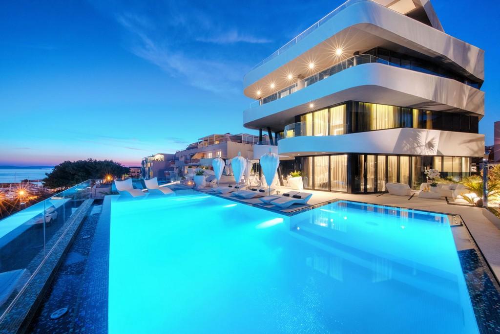 Meet Posh Residence: Brand new seaside Villa in Split