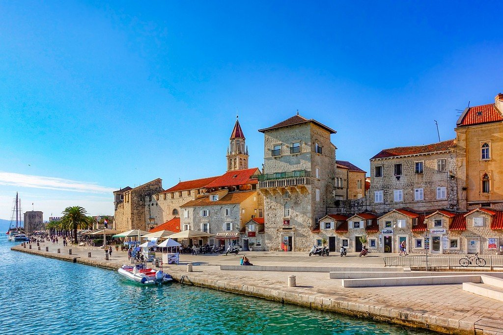 Old Town of Trogir - Place you should Visit on Vacation in Trogir