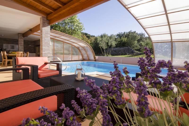 Villa Penelopa with Swimming Pool