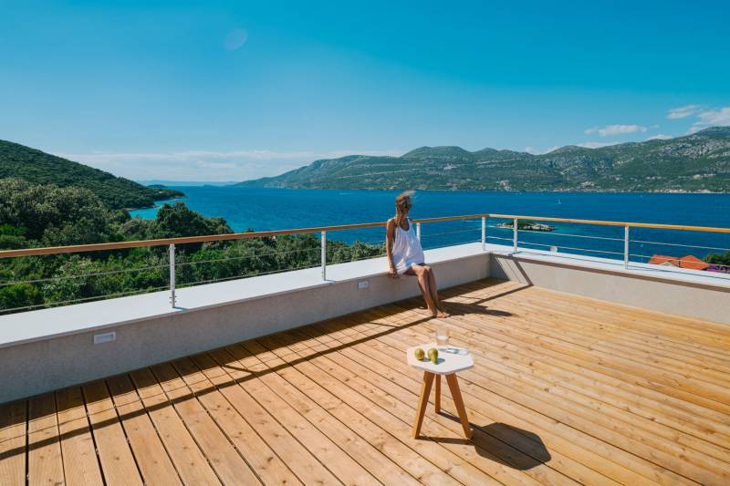 Luxury Villa Helios with Pool