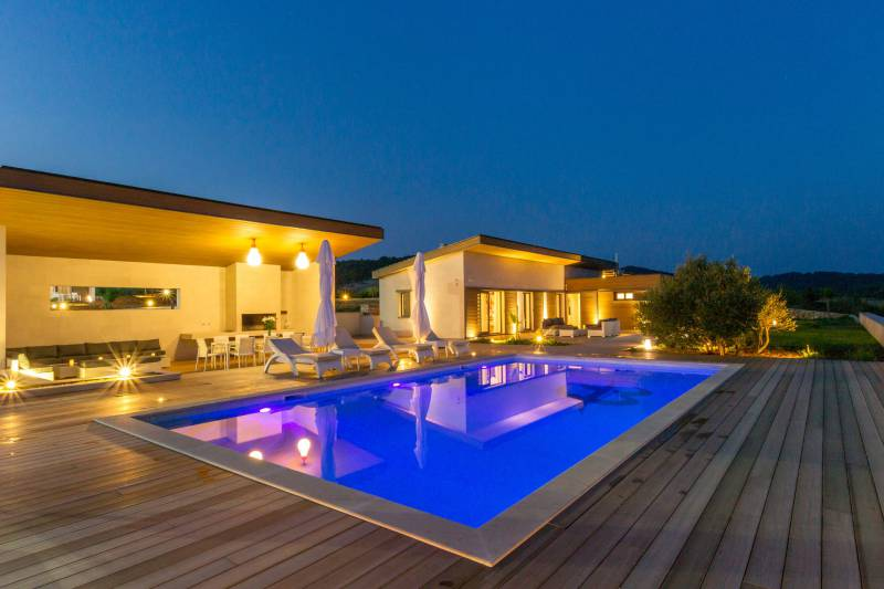 Luxury Villa Pearl of Hvar with Swimming Pool