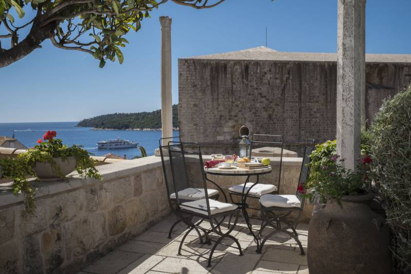 Luxury Villa Dubrovnik Gem with Pool