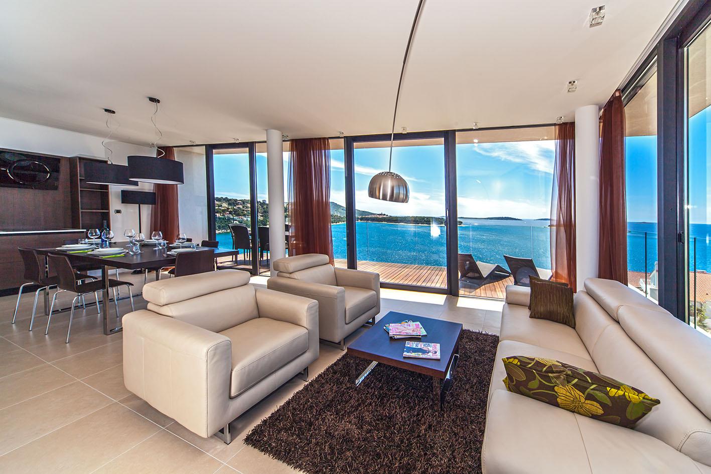 Luxury Apartment the Ocean Dream V