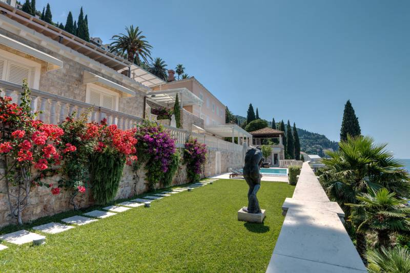 Luxury Villa Dubrovnik Sun Gardens with Swimming pool