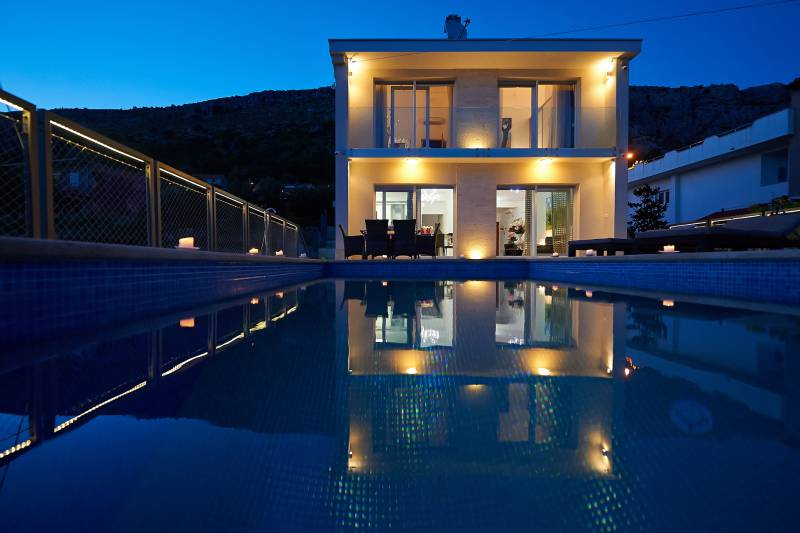 Luxury Villa Venera with Pool