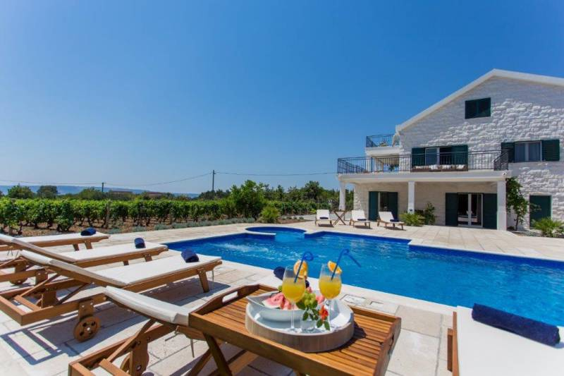 Luxury Villa Mir with Pool