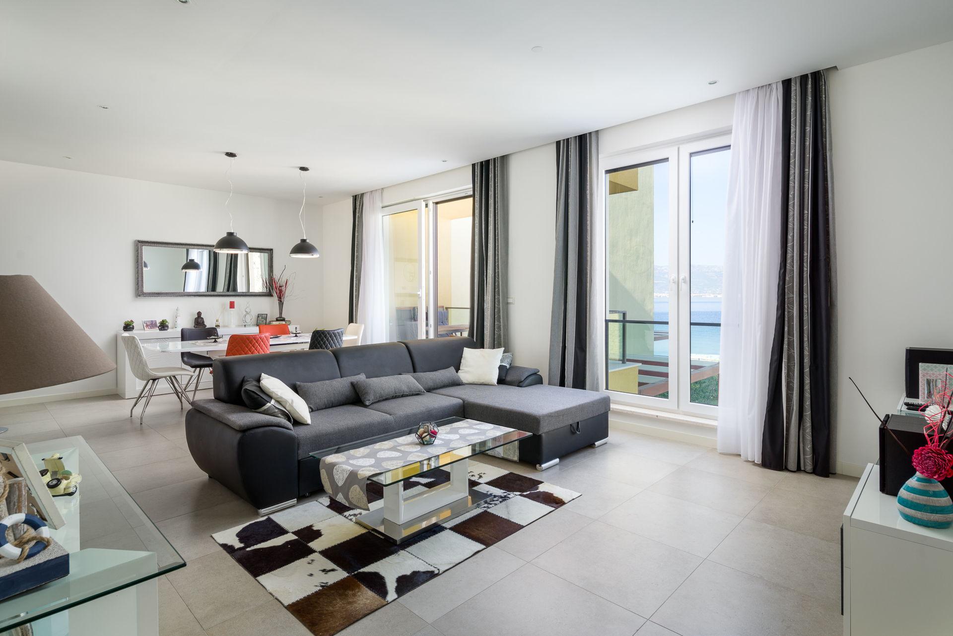 Beachfront Apartment Lemonade VIII