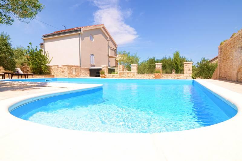 Apartment in Villa Mediterranean Garden V