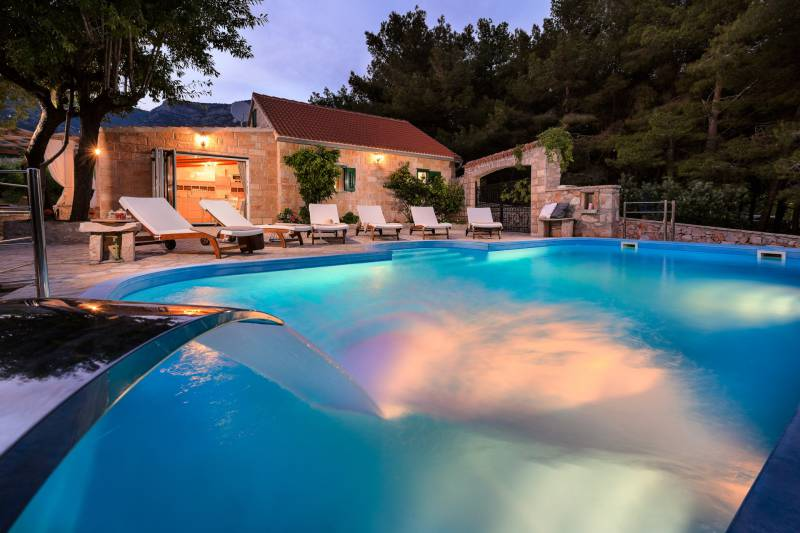 Villa Golden Beach with Swimming Pool