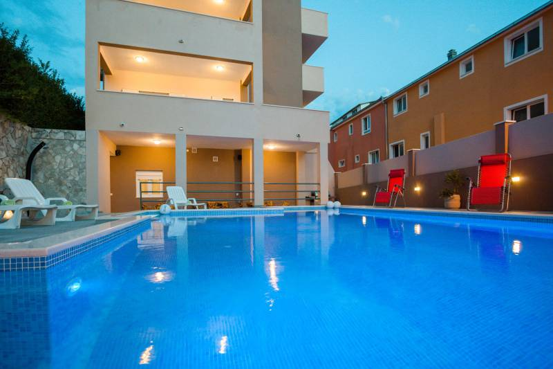 Apartment in Villa Santos with Swimming Pool III