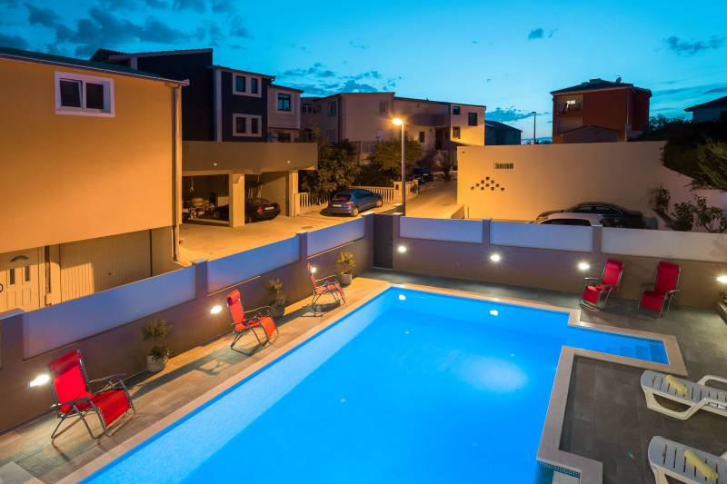 Apartment in Villa Santos with Swimming Pool VI