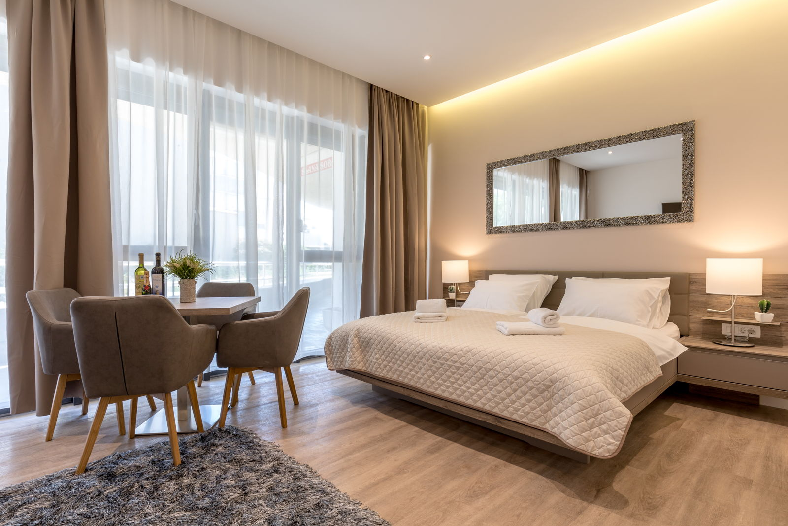 Luxury Studio Apartment Begonia in Split