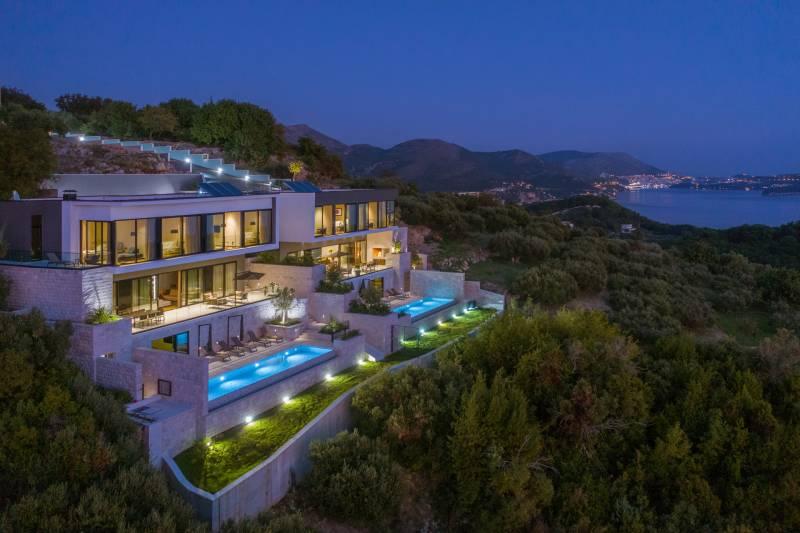 Luxury Villa Dubrovnik Sisters