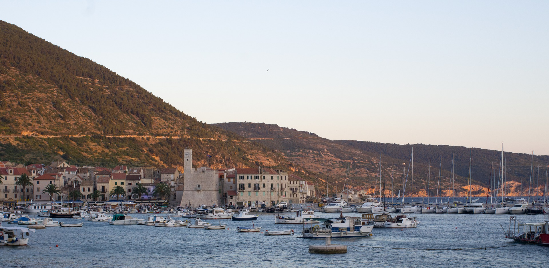 Vacation on Vis