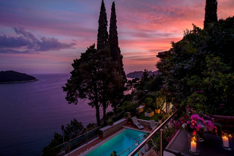 Luxury Villa Dubrovnik Desire with Swimming Pool