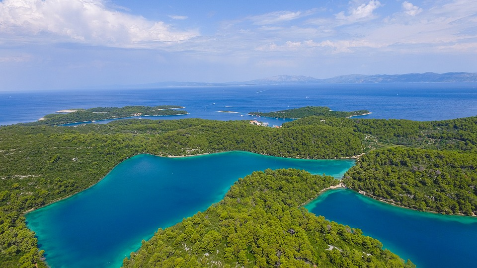 Visit Mljet Island and the National park