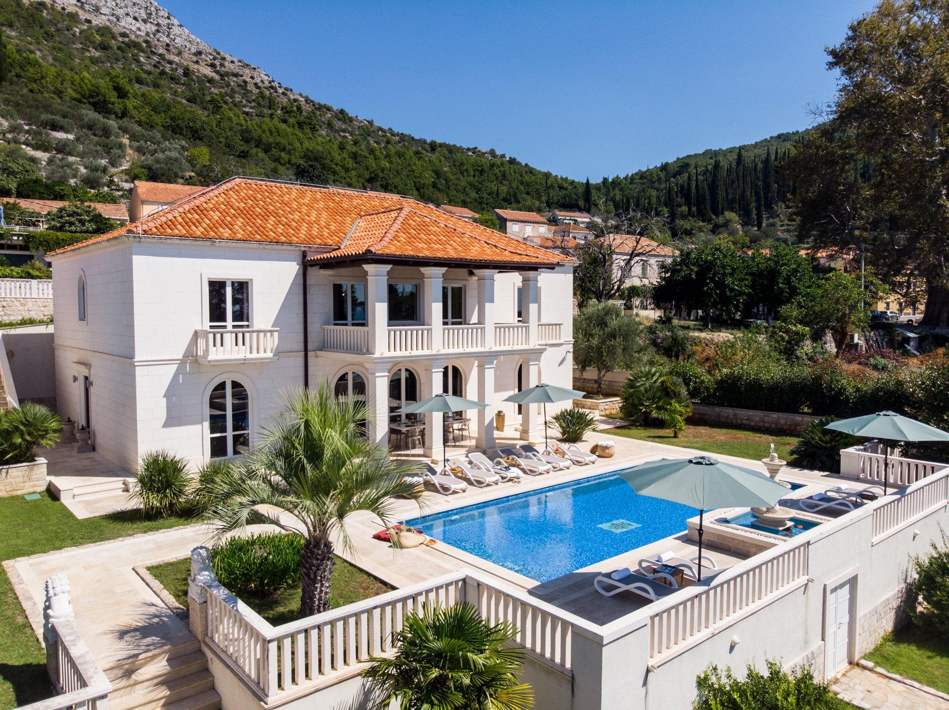 Villa Dubrovnik Majesty with Pool