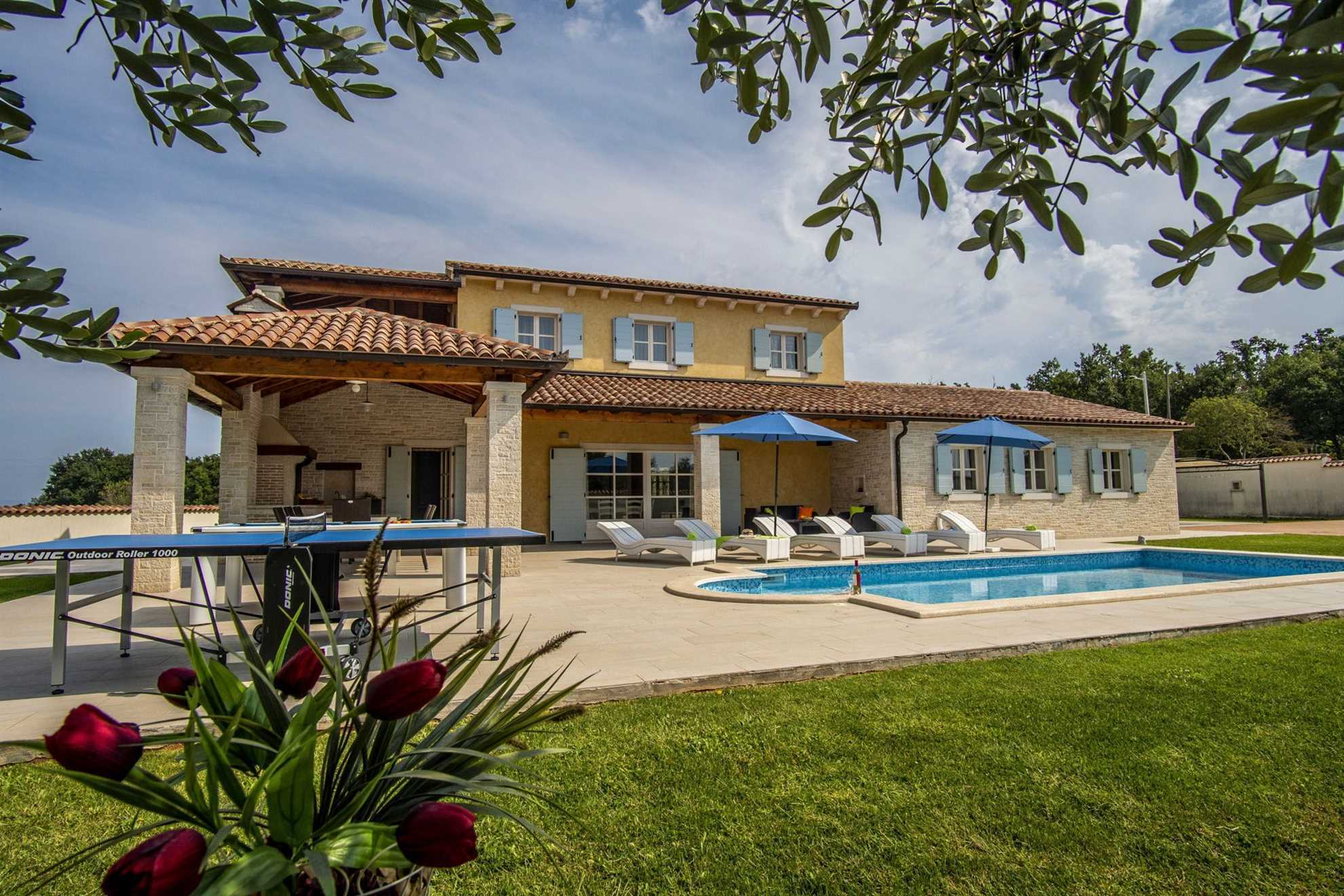 Holiday Home Tranquil with Pool