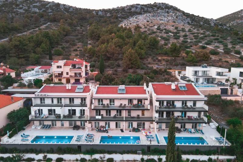Ocean View Villas Complex