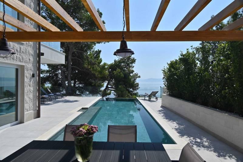 Luxury Villa Sogno Bianco with Infinity Pool