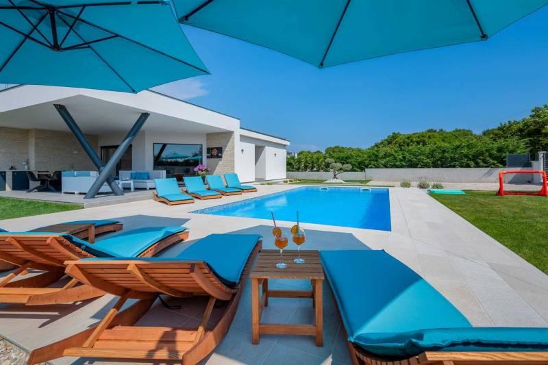 Villa Bambina with Heated Pool
