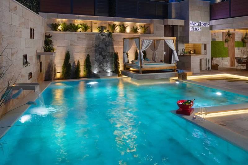 Villa Arbanessa with Heated Pool