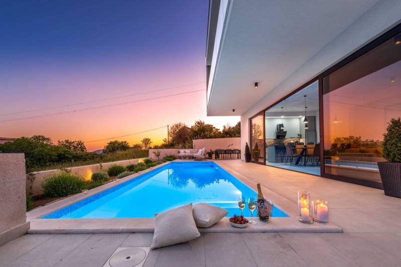 Villa Inner Peace with Pool