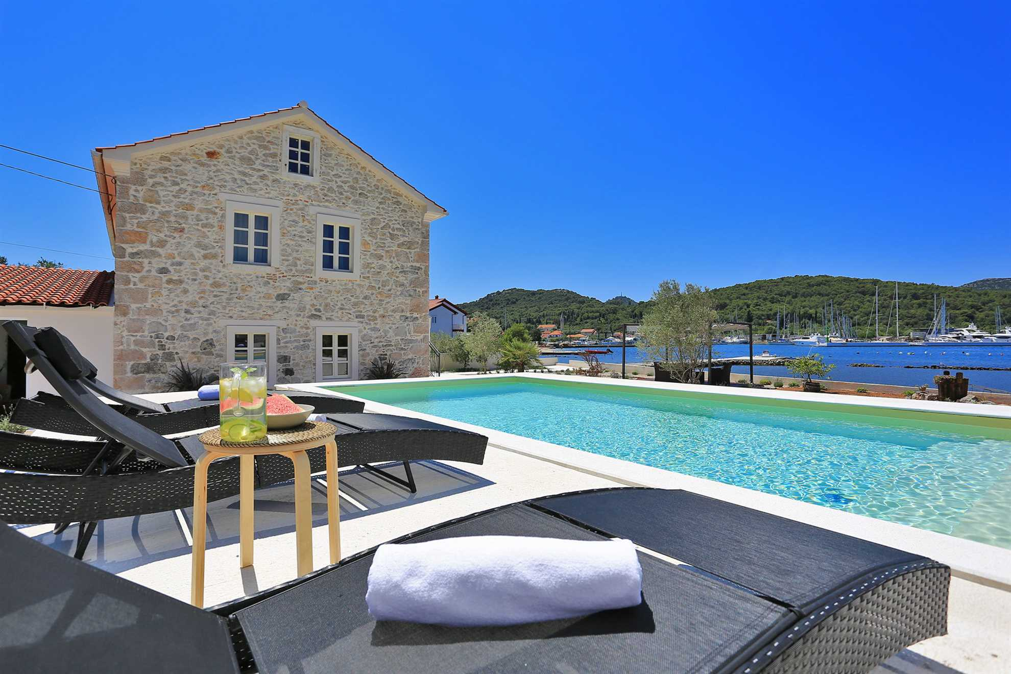 Holiday Home Solis with Pool