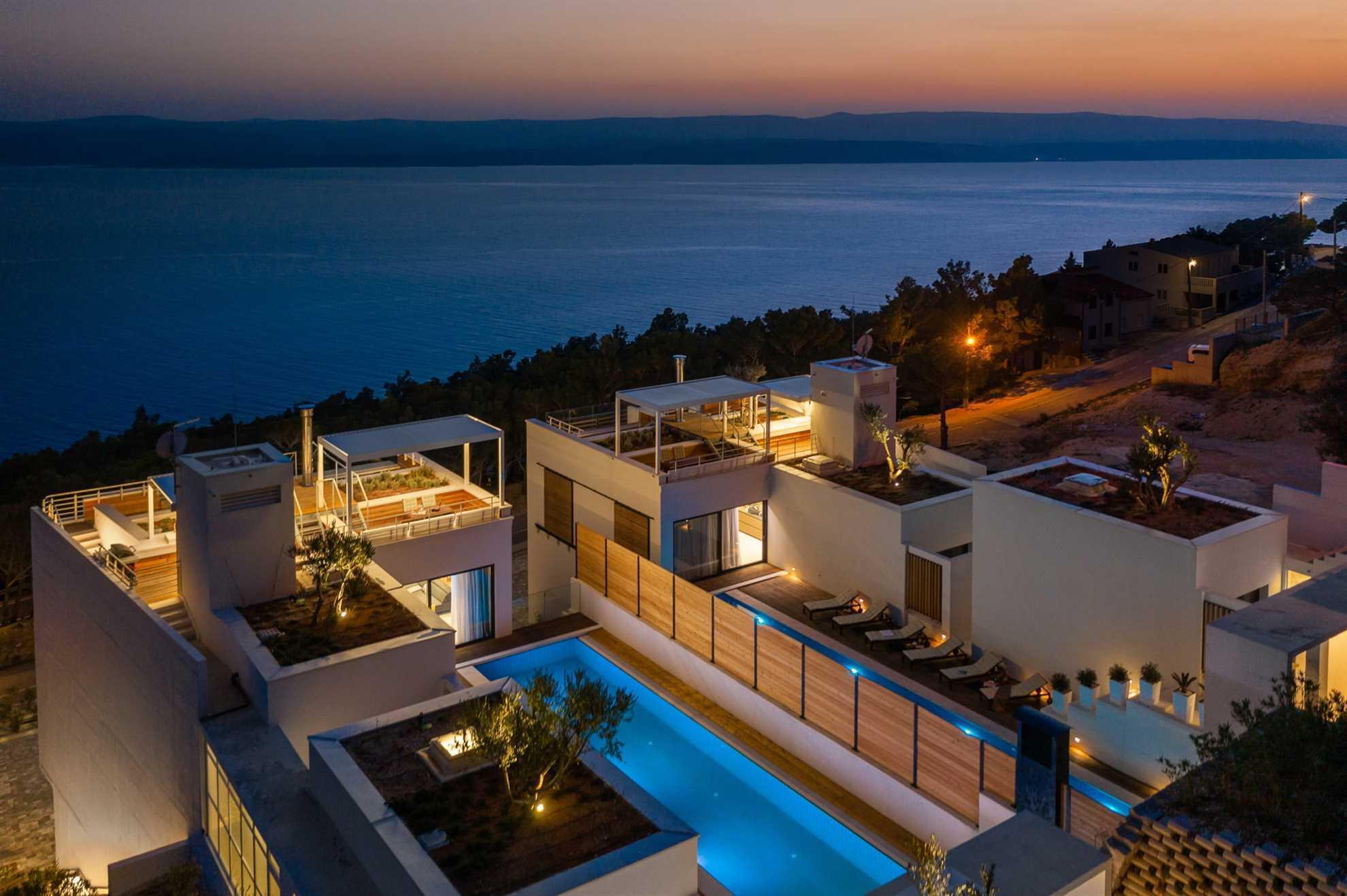 Large Villas in Croatia