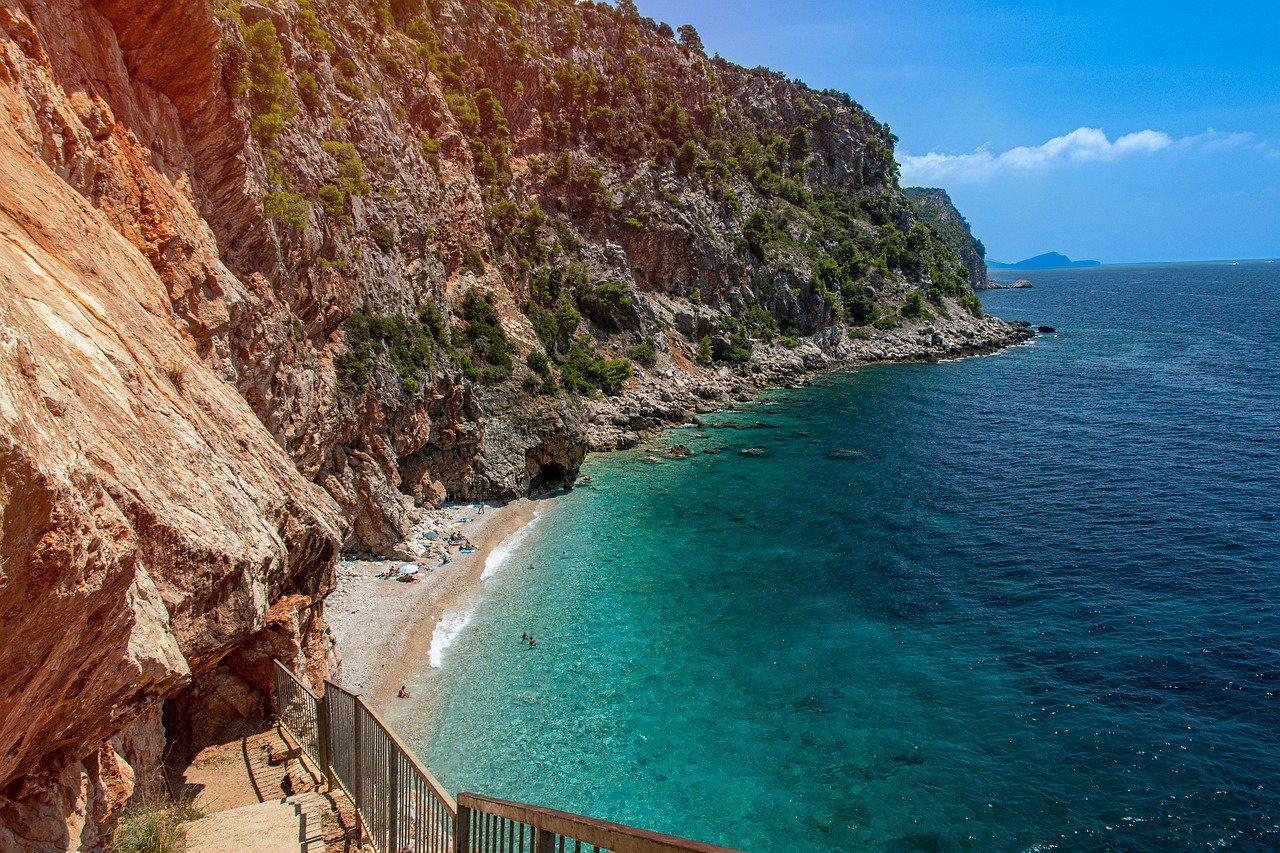 Pasjaca beach Dubrovnik Croatia