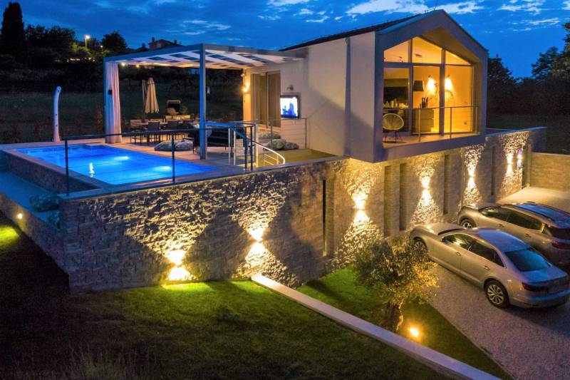 Villa Montagna Istriana with Pool