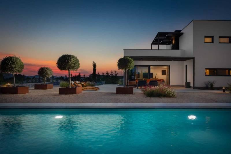 Villa La Boheme with Pool