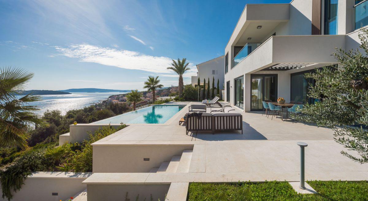 15 luxury villas in Croatia for rent
