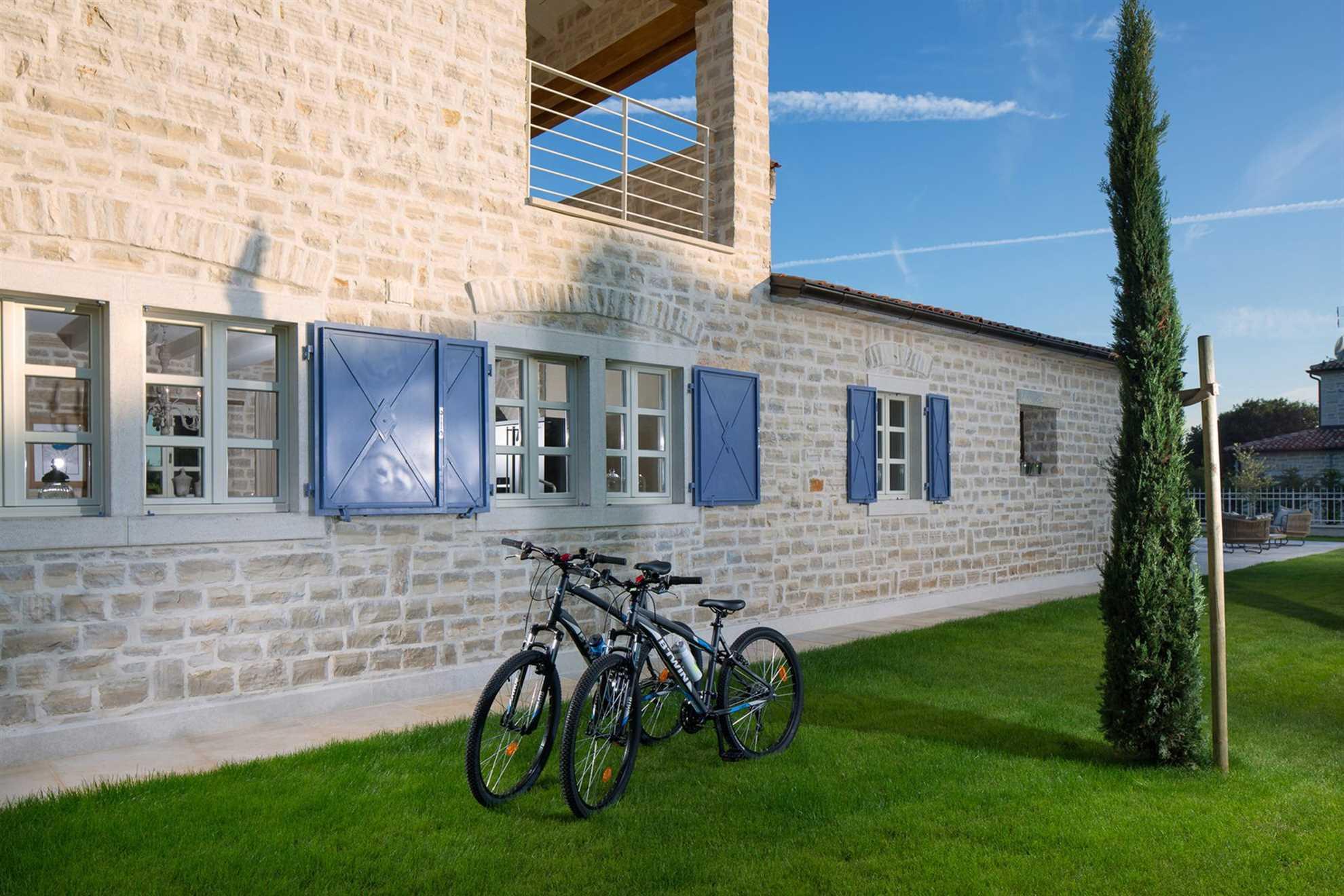 Bike Routes Istria Parenzana