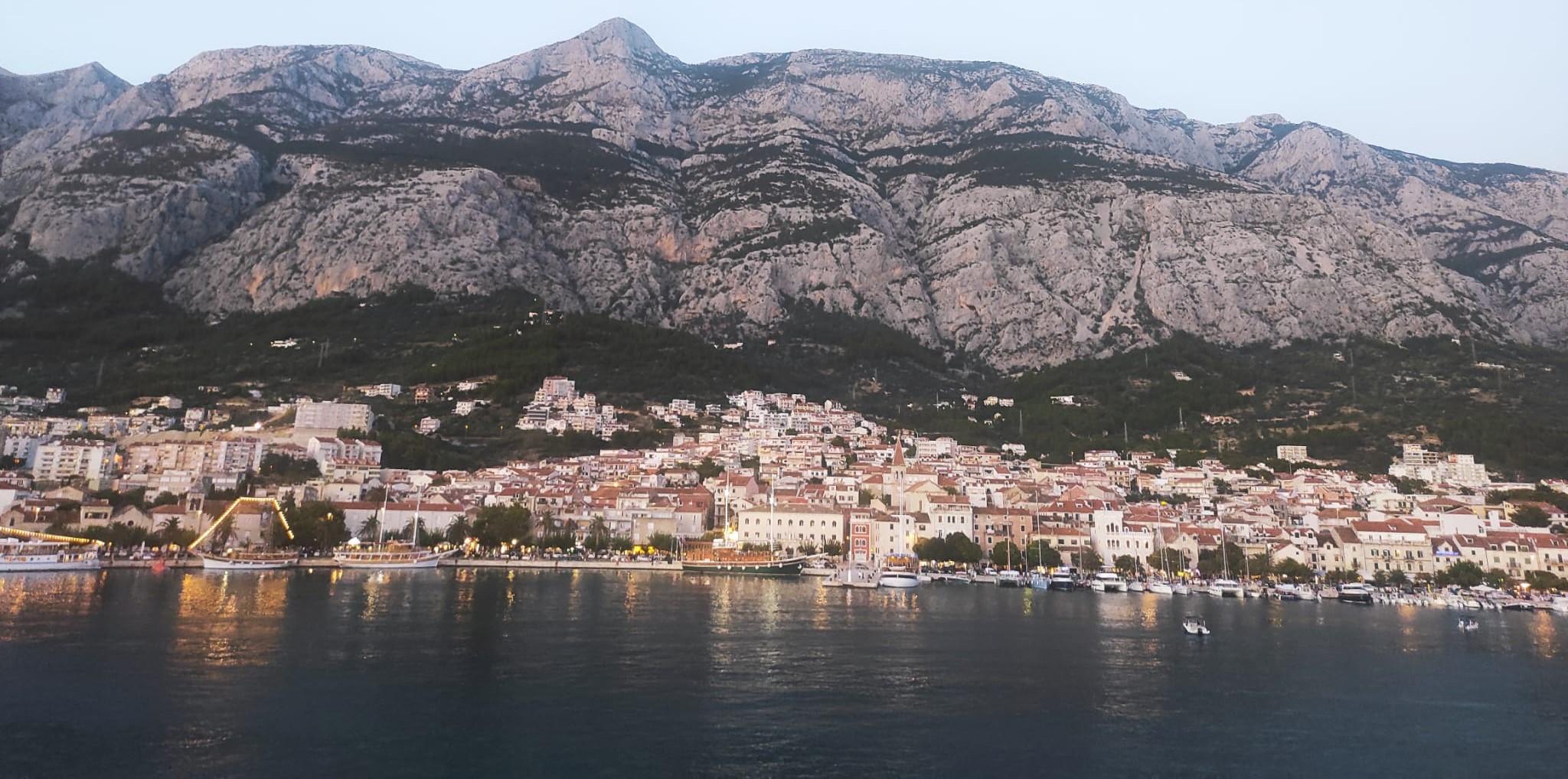 Luxury vacation in Makarska